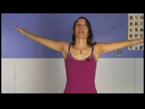Yoga Breathing & Warm-Ups : Yoga Greeting the Sun Warm-Up
