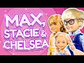 Barbie - Stacie and Max … and Chelsea! | Ep.33