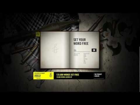 Freedom Dictionary - Amnesty International Portugal