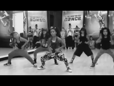 "Charlize Glass - ""Make It Shake"" Choreography by Tricia Miranda"