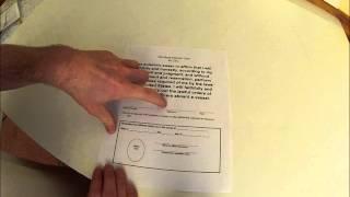 Oath Form Youtube