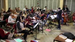 Zespół Musical - Francja 2017 część I Przygotowania