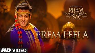 Prem Ratan Dhan Payo - Prem Leela VIDEO Song