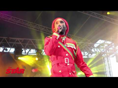 Rebel Salute 2015 highlights: Kabaka Pyramid and Jesse Royal