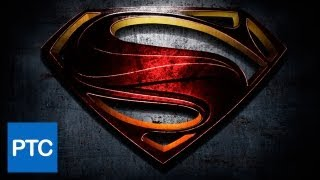 Superman Man Of Steel Photoshop Movie Poster Tutorial