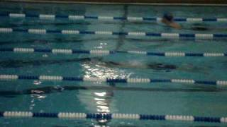 2009-12-21-Mom Freaks Out to see son swimming 200IM.MPG view on youtube.com tube online.