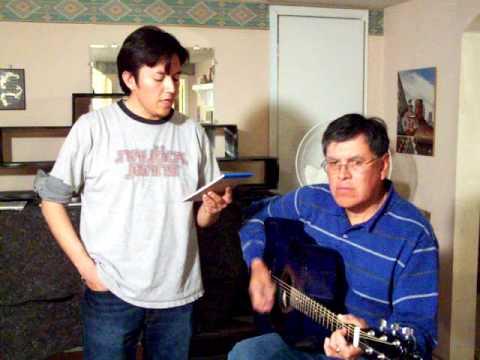 Flow Through Me, Holy Spirit (Navajo Lyrics)