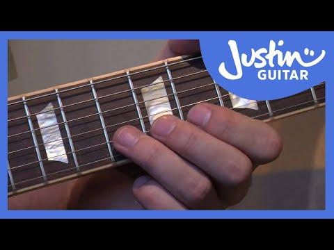 SC-025 •Legato Patterns with Pentatonics (Guitar Lesson)