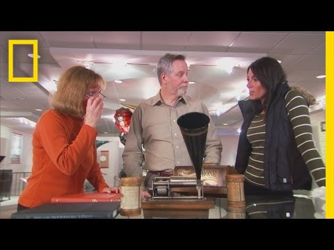 America's Lost Treasures - The Graphophone