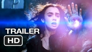The Mortal Instruments: City of Bones Official Trailer (2013) - Lily Collins Movie HD