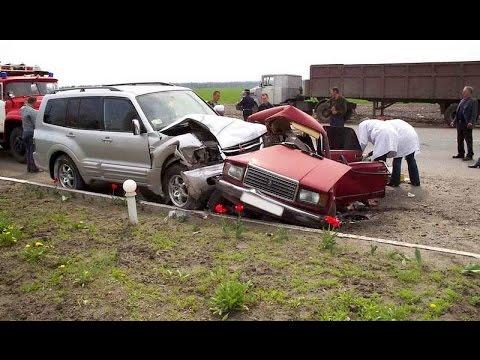 Аварии машин. Подборка аварий машин - июль 2014