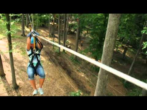 What Is TimberTrek? | Adventures On The Gorge | West Virginia Vacations