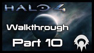 Halo 4 Walkthrough - Part 10 - Infinity Part 2