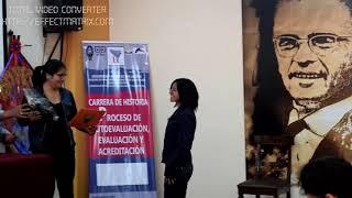 Carrera de Sociología - UMSA. Reconocimiento a docentes, estudiantes y mejores tesis 2017