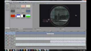 Sony Vegas Velocity Tutorial + How to sync with velocity