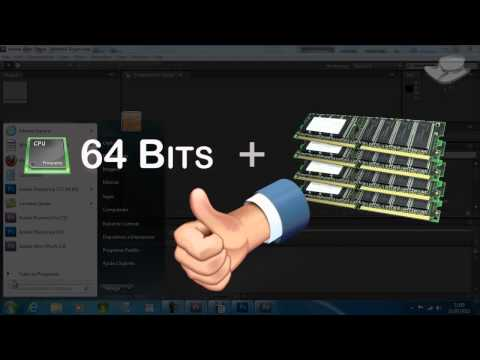 Dicas - Windows: 32 ou 64 bits, qual versão devo utilizar? - Baixaki