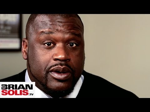 Dr. Shaquille O'Neal Dunks on Investing, Geekery, and Social Media