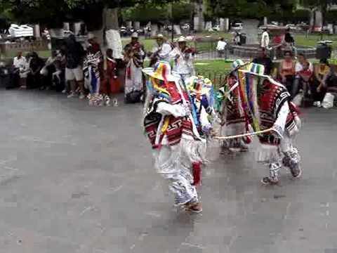 Danza de los viejitos Morelia Michoacan Part 2 / 2