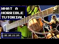 How to play Vampire Killer from Castlevania (Guitar)