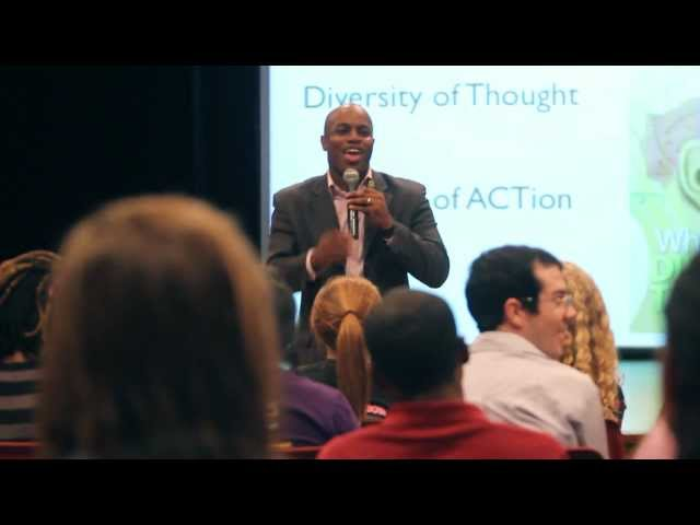 ACT Responsibly - The Diversity Edition Trailer by Justin Jones-Fosu (Justin Inspires)