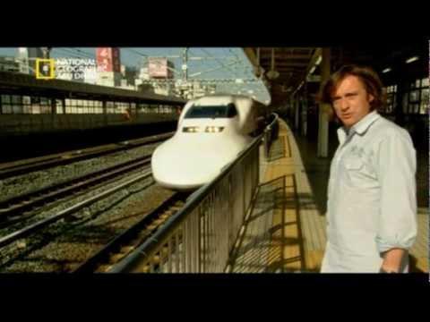 هندسة عبقرية nat geo ناشيونال جيوغراغك  - الطلقة اليابانية