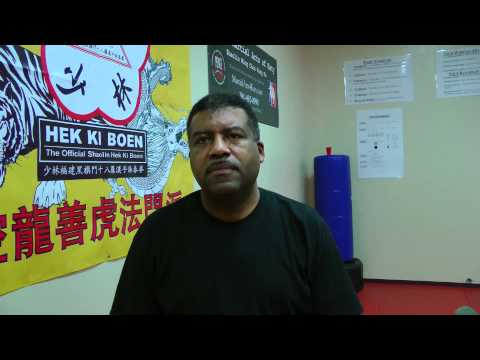 HKB Wing Chun[Black Flag Wing Chun]  Testimony from USA, North America #99