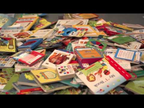 2012 Board Books for Babies Days of Action Results Video