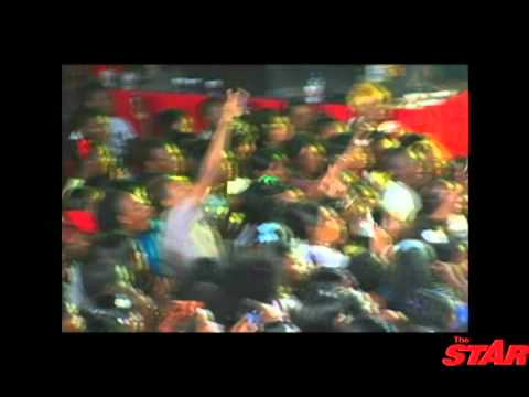 Magnum Kings and Queens of Dancehall final