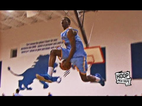 Andrew Wiggins OFFICIAL Senior Year Hoopmixtape! Best Player In High School!