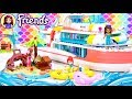 Building the Rescue Mission Boat 🐬 Lego Friends Part 2