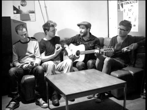 Elias & The Wizzkids - Mr. Right Guy (KiFF Backstage Session)