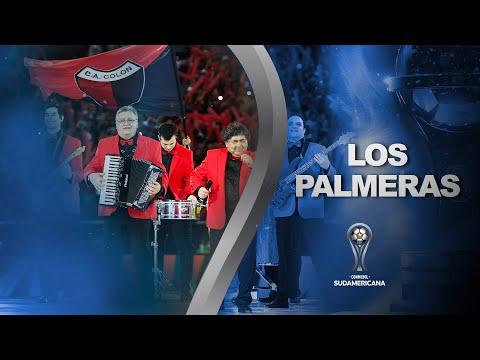 El show de Los Palmeras en la Final de la Sudamericana