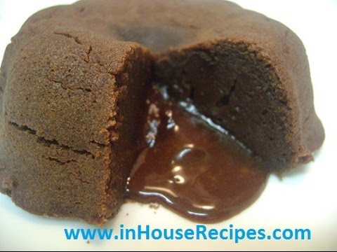 Molten Lava Cake In Oven Hindi with Eng Subtitles
