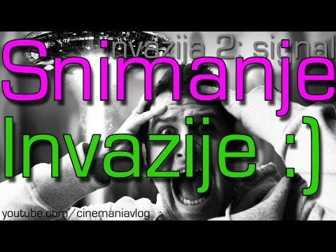 Snimanje Invazije
