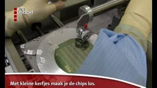 Chips maken voor ruimteonderzoek - SRON
