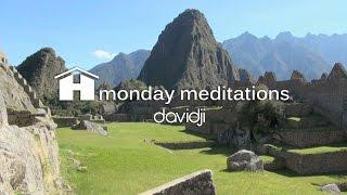 Gratitude. Trust. Love. Peace. - Monday Meditation