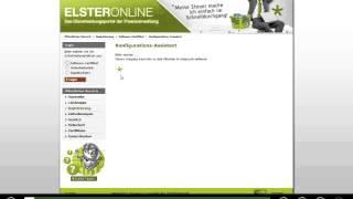 Elster Zertifikat 2 Schritt Aktivierung Und Erstes Login Youtube