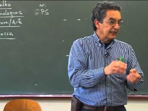 Cursos USP - Tópicos de Epistemologia e Didática - Aula 7 (1/2)