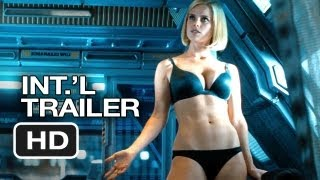 Star Trek Into Darkness Official International Trailer (2013) - JJ Abrams Movie HD