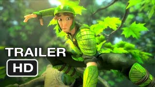 Epic Official Teaser Trailer (2013) HD Movie
