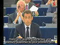 Le Pen exposes Sarkozy (english sub)