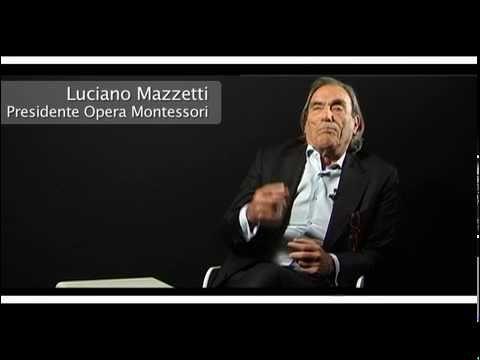 Luciano Mazzetti - Ogni uomo è un educatore, Fondazione Patrizio Paoletti