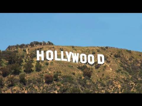 Famous Hollywood Sign + Driving around Hollywood, California