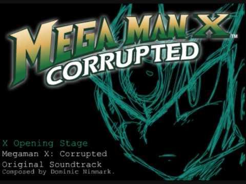 Informacion De Megaman X Corrupted