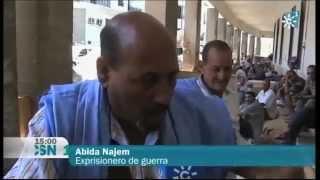 Exsoldados marroquíes piden sus derechos en Rabat