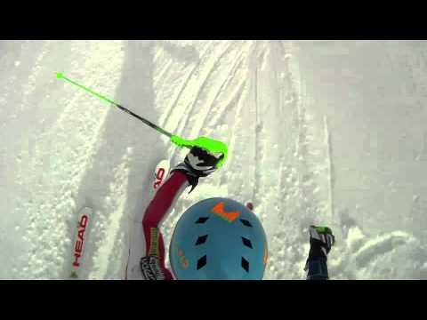 Ted Ligety GoPro Slalom