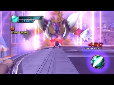 Dragon Ball Z Ultimate Tenkaichi - PS3 / X360 - Hero Mode: Part 3 - Boss Battle Climax
