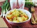 Картошка в сметане или ленивое жаркое без мяса