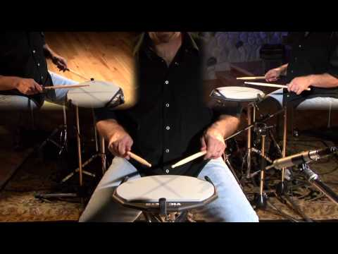 Six Stroke Roll - Drum Rudiment -GR2GBaR0xmA