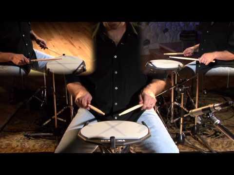 Six Stroke Roll - Drum Rudiment -GR2GBaR0xmA